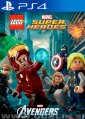LEGO Marvel Super Heroes (PlayStation 4)