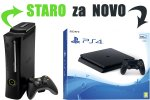 Staro za novo: Tvoj Xbox 360 za PlayStation 4 Slim 500GB + bon 30€ (PS4)