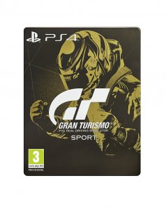Gran Turismo Sport Special Edition (PlayStation 4)