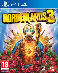 Borderlands 3 Super Deluxe Edition (PlayStation 4)