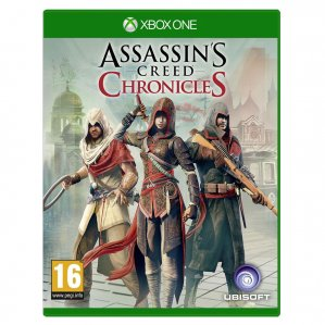 Assassins Creed Chronicles (Xbox One rabljeno)