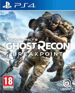 Tom Clancys Ghost Recon Breakpoint (Playstation 4)
