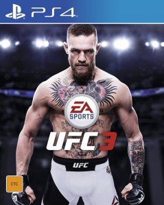 UFC 3 (PlayStation 4)