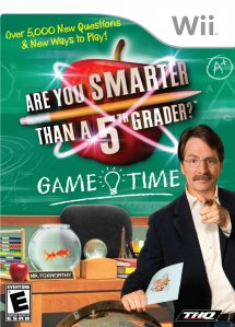 Rabljeno: Are You Smarter Than A 5th Grader Game Time (Nintendo Wii)