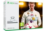 Xbox One Slim 500GB + FIFA 18 + 170 iger + Xbox Live Gold + bon 30€