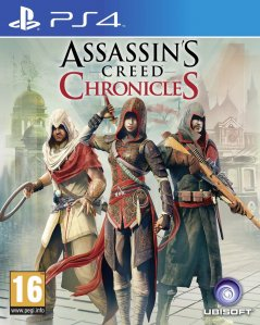 Assassins Creed Chronicles (PlayStation 4 rabljeno)