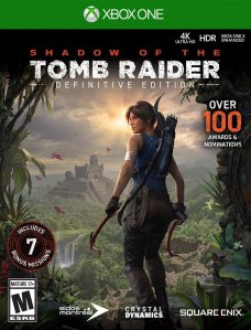 Shadow of the Tomb Raider Definitive Edition (Xbox One)