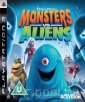 Monsters Vs Aliens (PlayStation 3 rabljeno)
