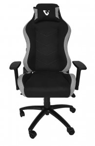 Gamerski Stol UVI Chair ALPHA, siv