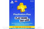 PlayStation Plus PSN+ 30 dni (US)