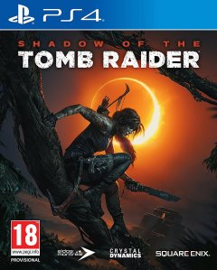 Shadow of the Tomb Raider Limited Steelbook Edition (PlayStation 4 rabljeno)