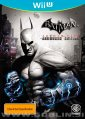 Rabljeno: Batman: Arkham City Armored Edition (Wii U)