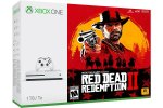 Xbox One Slim 1000GB + Red Dead Redemption 2 + 225 iger + Xbox Live Gold + bon 30€