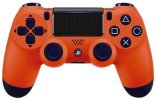 PS4 DualShock 4 brezžični kontroler v2 Sunset Orange (2019 model)