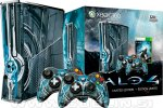 Xbox 360 Slim 320GB Halo 4 Limited + RGH v2017
