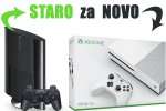 Staro za novo: Tvoj PlayStation 3 Super Slim za Xbox One Slim 500GB + bon 30€