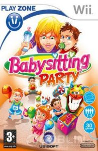 Rabljeno: Babysitting Party (Nintendo Wii)