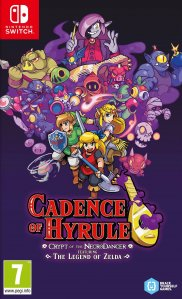 Cadence of Hyrule Crypt of the Necrodancer (Nintendo Switch)