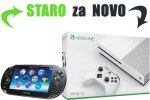 Staro za novo: Tvoj PS Vita za Xbox One Slim 500GB + bon 30€