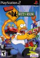 Rabljeno: Simpsons Hit & Run (Playstation 2)