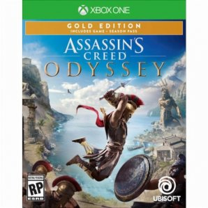 Assassins Creed Odyssey Omega Deluxe Edition (Xbox One)