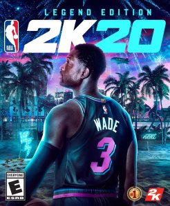 NBA 2k20 Legend Edition (PC Steam)