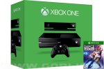 Xbox One 500GB + Kinect 2.0 + Dance Central Spotlight + Xbox Live Gold + bon 30€