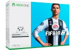 Xbox One Slim 1000GB + FIFA 19 + 225 iger + bon 30€
