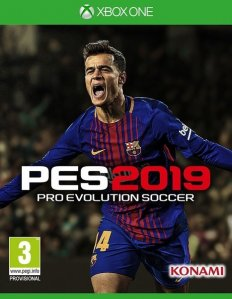 Pro Evolution Soccer 2019 PES 2019 (Xbox One)