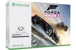 Xbox One Slim 500GB + Forza Horizon 3 + Xbox Live Gold + bon 30€