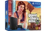 PlayStation 4 Slim 500GB + Grand Theft Auto 5 + bon 30€ (PS4 Slim)