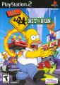 Rabljeno: The Simpsons Hit And Run (PlayStation 2)