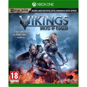 Vikings Wolves of Midgard (Xbox one rabljeno)