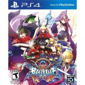 BlazBlue Central Fiction (PlayStation 4)