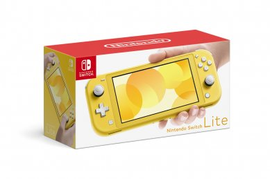 Nintendo Switch Lite rumen + Fortnite + bon 30€