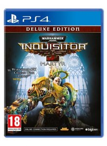 Warhammer 40,000: Inquisitor - Martyr Deluxe Edition (Playstation 4)