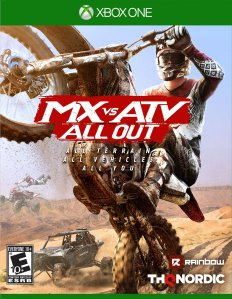 MX vs ATV All Out (Xbox One rabljeno)