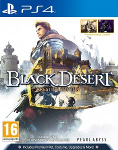 Black Desert Prestige Edition (PlayStation 4)