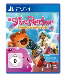 Slime Rancher Deluxe Edition (PlayStation 4)
