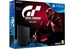 PlayStation 4 Slim 500GB HDR VR Ready + Gran Turismo Sport + bon 30€ (PS4 Slim)