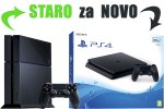 Staro za novo: Tvoj PlayStation 4 za PlayStation 4 Slim 1000GB + bon 30€ (PS4 1TB)