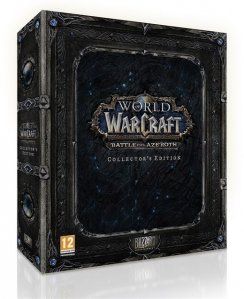 World of Warcraft Battle of Azeroth Collectors Edition
