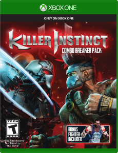 KillerInstict Combo Breaker Pack (Xbox One)