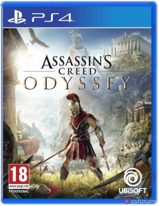 Assassins Creed Odyssey (PlayStation 4)