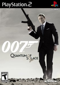 Rabljeno: 007 Quantum of Solace (PlayStation 2)