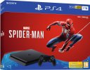 PlayStation 4 Slim 1000GB HDR VR Ready + Spider Man + bon 30€ (PS4 Slim 1TB)