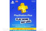 PlayStation Plus PSN+ 365 dni (SLO)