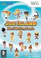 Job Island - Hard Working People (Nintendo Wii)