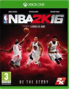 NBA 2K16 (Xbox One rabljeno)