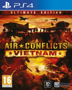 Air Conflicts Vietnam Ultimate Edition (PlayStation 4 rabljeno)